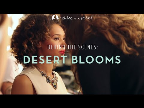 Behind the Scenes: Desert Blooms