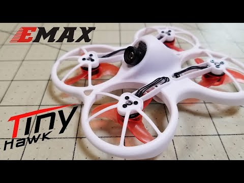 EMAX TinyHawk Racing Whoop Review 🔥🔥🔥 - UCnJyFn_66GMfAbz1AW9MqbQ