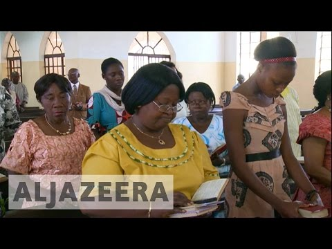 Christians in Gambia hope for better days