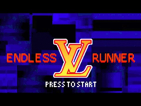 Explore New York City in Virgil Abloh and Louis Vuitton's retro-style video game Endless Runner