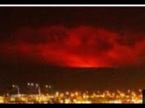 Iceland Volcano ERUPTS Magma, Lava, Smoke, Ash, Climate Chaos