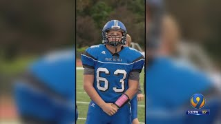 Mooresville student-athlete dies 2 days after falling off truck, officials say