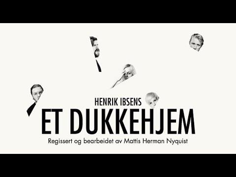 Et dukkehjem – intervju med regissør Mattis Herman Nyquist