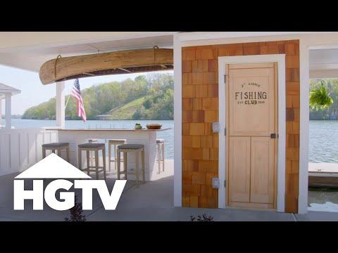 Ward Lake Home Transformation | Fixer to Fabulous | HGTV