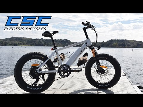 """CSC 20"""" FT-750 Unboxing and Front End Assembly"""