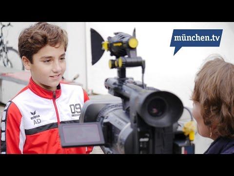 münchen.tv: 22. Internationaler Bayernwerk Junior Cup 2016