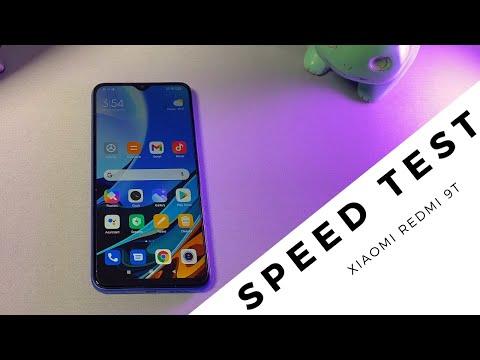 Xiaomi Redmi 9T   Speedtest