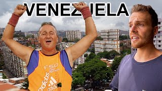 VENEZUELA'S Pro-Government Area (Dangerous Neighbourhood)