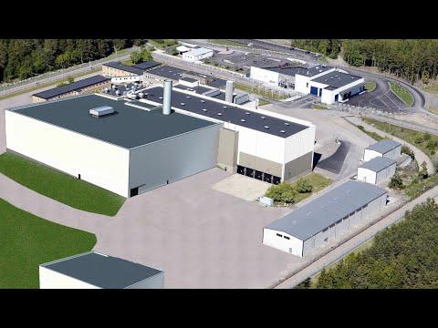 Encapsulation Plant for Spent Nuclear Fuel