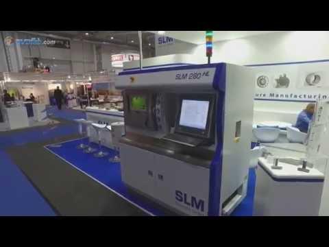 SLM Solutions auf der Nortec 2016