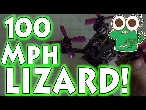 ⚡100mph Lizard!⚡ Fastest Micro Drone Ever! 💥🔥🏁🏁🏁 - UCnJyFn_66GMfAbz1AW9MqbQ