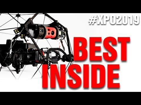 Elios 2: Perfect Indoor Drone - UC7he88s5y9vM3VlRriggs7A
