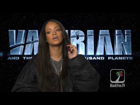 Rihanna Talks About Her Role as Bubble in Upcoming VALERIAN - default