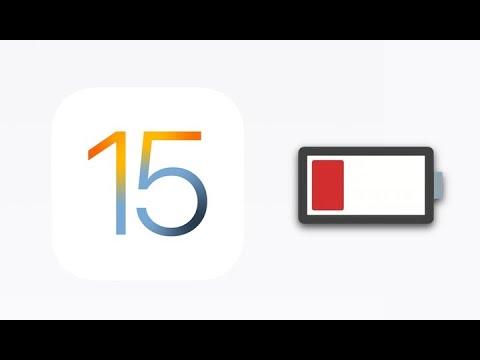 iOS 15: PROBLEMI alla DURATA BATTERIA