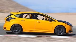 450 HP Ford Focus ST Time Attack Car – One Take