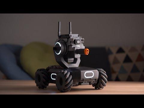 大疆新品开箱!Robomaster S1到底是个啥? - UCYvW-dq-ck4X-oPlnfLOqQA