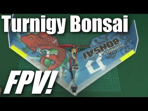 Turnigy Bonsai FPV wing (review) - UCahqHsTaADV8MMmj2D5i1Vw