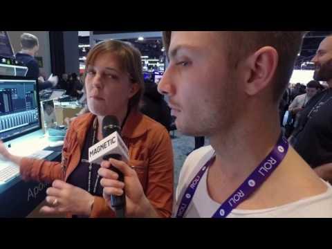 NAMM 2017 - Universal Audio