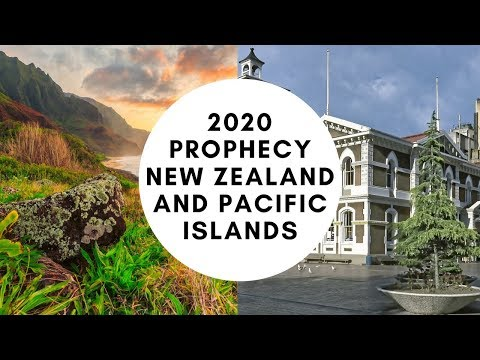 2020 Prophecy New Zealand and Pacific Islands