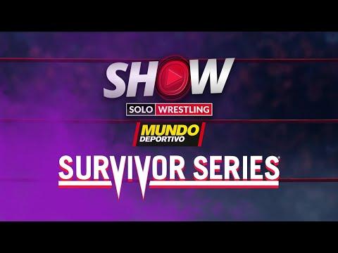 Solowrestling Show #4: Análisis de WWE Survivor Series