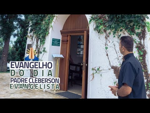 Evangelho do dia 18-06-2019 (Mt 5,43-48)  - Padre Cleberson Evangelista