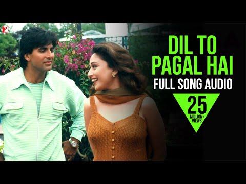 Dil To Pagal Hai - Full Song Audio   Lata Mangeshkar   Udit Narayan   Uttam Singh
