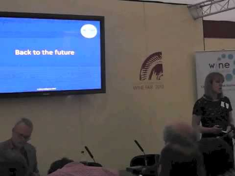 "Session 1: ""Trends from the future"" by Lulie Halstead, ""Meet the Mavericks"" @LIWF"