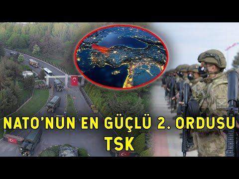 NATO En Güçlü Orduyu Çağırdı! TSK Tatbikata Gidiyor