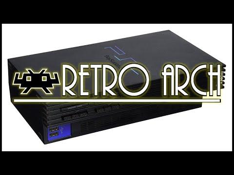 Configura PlayStation2 en Retroarch - Nuevo CORE PCSX2