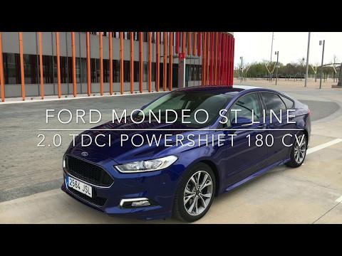 Prueba a fondo Ford Mondeo ST Line 2.0 TDCi 180 CV