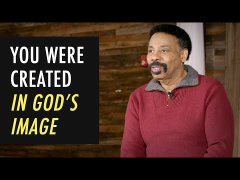 YOU Were Created in God's Image