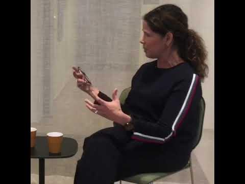 Vd intervjuar Patricia Olby Kimondo