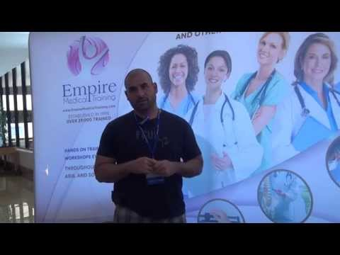 Testimonial by Juan DelValle, M.D. - Empire Medical Training
