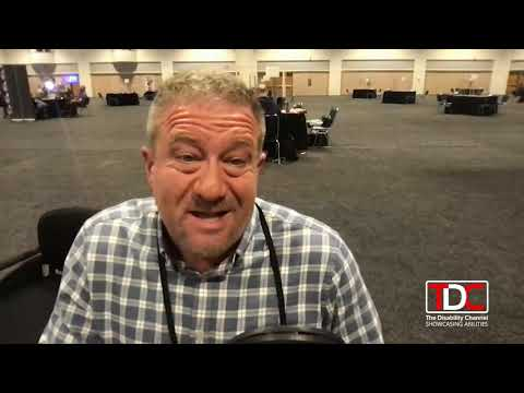 , TDC – SIDELINES Reporter Dave Stevens Interviews Randy Grimes at Superbowl 55, Wheelchair Accessible Homes