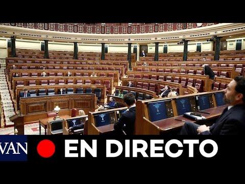 DIRECTO: El Congreso debate la nueva Ley de Memoria Democrática