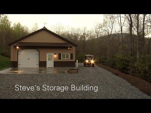 Steve's Storage Building