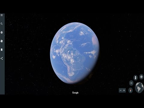 Google Earth - Android and Chrome Upgrade