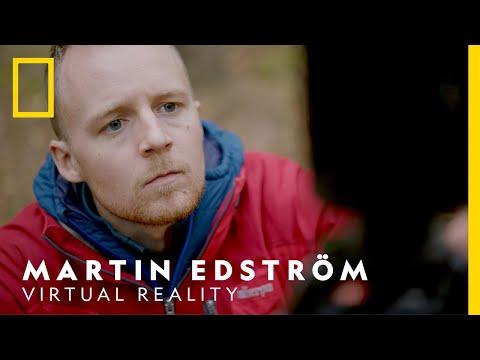 Shooting Virtual Reality - Martin Edström   National Geographic Nordic
