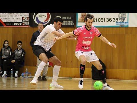 Rivas Futsal - Noia Portus Apostoli Jornada 11 (Grupo 2) Temp. 20/21