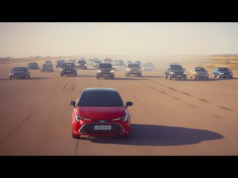 Toyota Corolla 2019 TV Advert - 60""