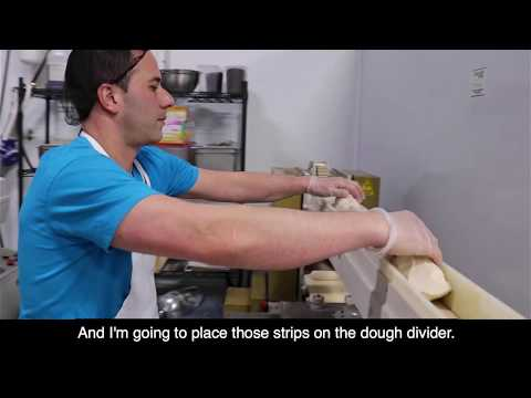 Behind The Scenes Look At How Our Bagels Are Made!