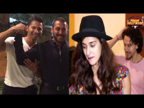 Varun Dhawan To Replace Salman Khan   Tiger Keeps His Word For Disha Patani