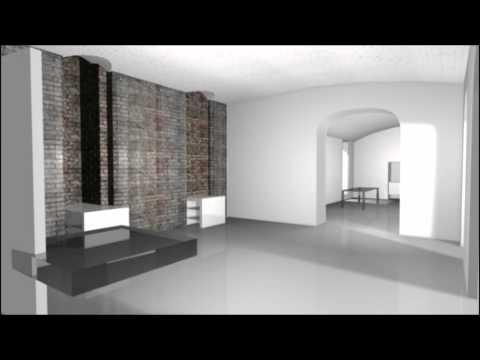 virtual tour contemporary store Milan