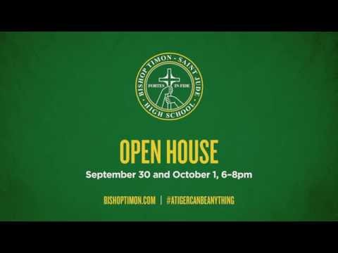 Bishop Timon - Open House 2015