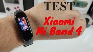 Vidéo-Test : Test Xiaomi Mi Band 4 : Evolution ou Révolution ???