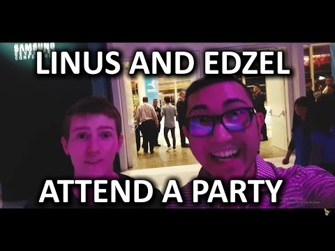 The mischievous adventures of Linus and Edzel - San Francisco Vlog, SDC2016