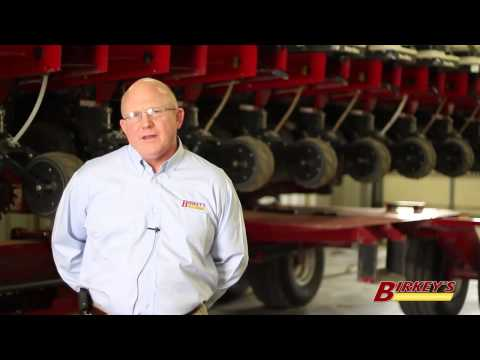 Birkey's Tech Tip: After-Season Planter Maintenance