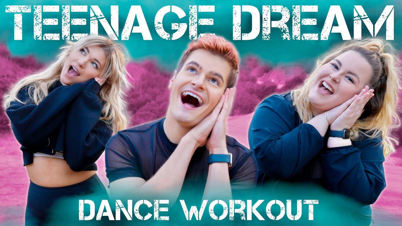 Teenage Dream – Katy Perry | Caleb Marshall | Dance Workout