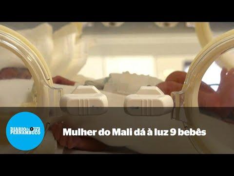 Gestante que acreditava estar grávida de sétuplos tem 9 bebês
