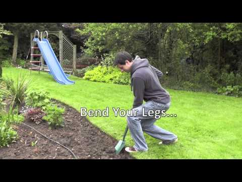 Back Pain, Gardening and Chiropractic Treatment